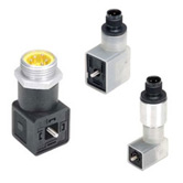 Fieldbus Adapter DIN 43650 Solenoid Valve Connectors